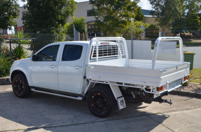 White-panther-steel-Isuzu