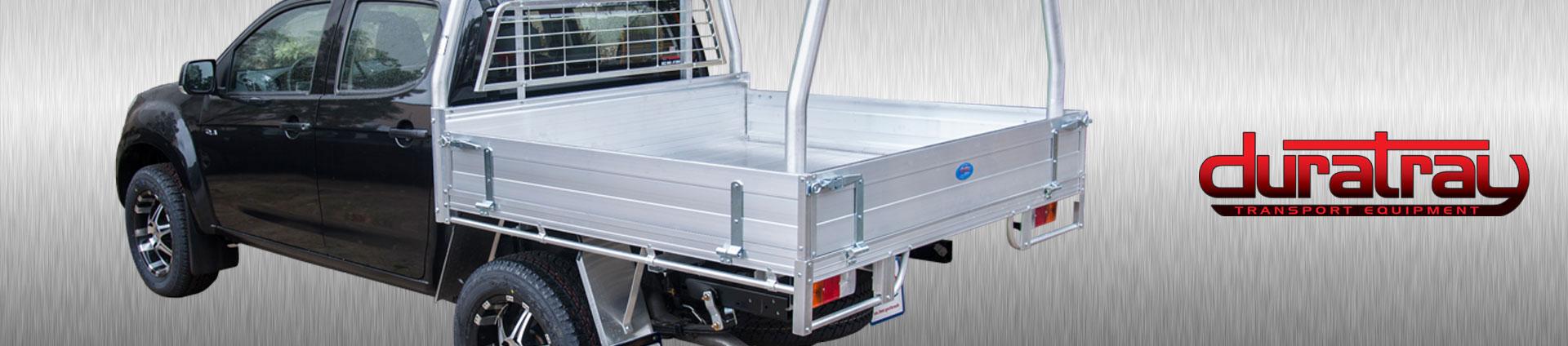 Elite Aluminium Trays