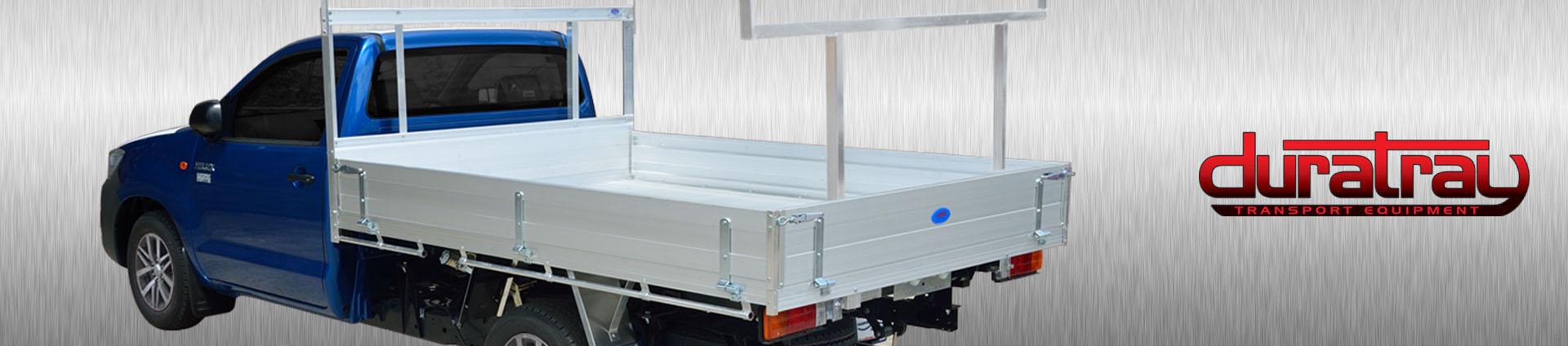 Standard Aluminium Trays