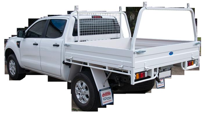 Welded-steel-tray-contoured-rear-rack