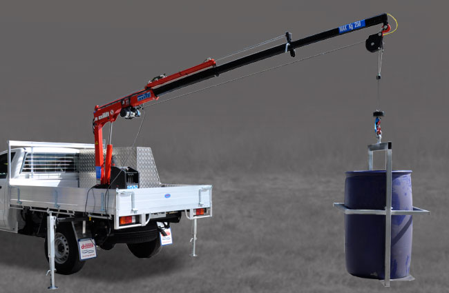 Tippers And Tailgate Loaders Brisbane, Ute Tailgate Loaders