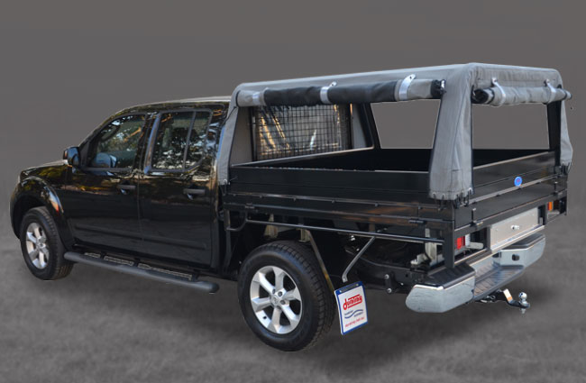 how to make ute canopy