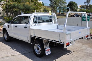 Ford Gallery, Ford Vehicle Tray Bodies - Aluminium & Steel