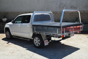 Volkswagon Gallery, Volkswagon Vehicle Tray Bodies, Vw